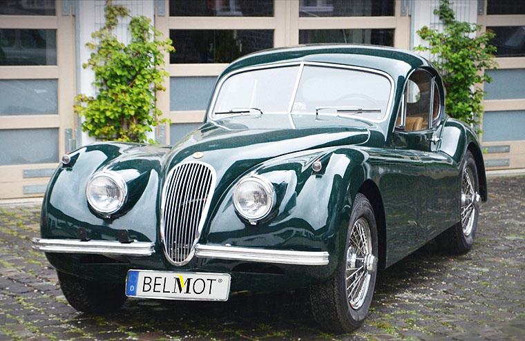 Rabatt für Jaguar Versicherungen bei Rainer Klamser, BELMOT