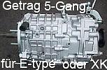 Jaguar E-typoe 5-gang Getrag getriebe zu verkaufen  0221-9793030