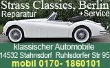 Oldtimer reparieren  MG, Triumph, Jaguar, britisch Classic cars  Wartung Pflege  Reparaturen