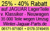 Neuteile Jaguar Computer, Jaguar Steuerteil, Jaguar Stoßdämpfer, Jaguar X308