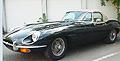 Jaguar E-Typ mieten, Chauffeur oder  selber fahren